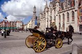 Horsedrawn Carriage Ride, Belgium