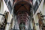 Onze Lieve Vrouwekerk, Bruges, Belgium
