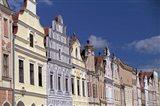 Renaissance Houses of Telc