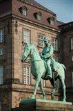 King Christian IX Statue
