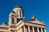 Helsinki, Finland Tuomiokirkko Cathedral