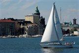 Island in Helsinki Harbor