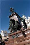 Statue of Emperor Alexander II