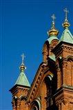 Uspenski Cathedrali, Finland