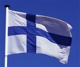 Finnish Flag, Finland