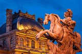 Equestrian Statue of King Louis XIV