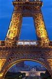 Eiffel Tower, Ecole Militaire, Paris, France