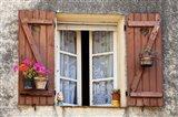 Wooden Shutters, La Turbie, Provence