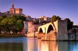 Rhone, Pont St Benezet