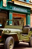 World War II US Army Jeep, Ribeauville, France