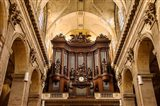 Pipe Organ in Eglise Saint Sulpice