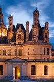 Chateau Chambord, Loire Valley