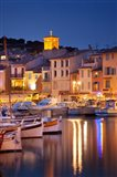 Cassis at Twilight