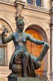 Allegorical Statue, Paris, France