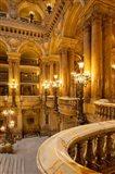 Interior of Garnier Opera House