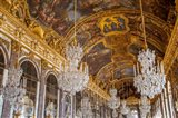 The Hall of Mirrors, Chateau de Versailles, France