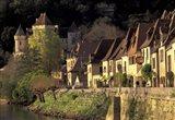 Dordogne River, La Roque-Gageac, France
