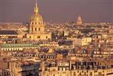 Les Invalides and Panthenon, Paris, France