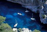 Mediterranean Coast of the French Riviera