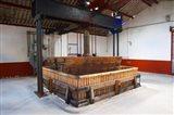 Basket Wine Press