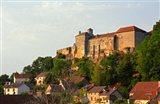 Medieval Chateau de Salmaise Castle, Salmaise