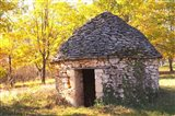 Country Hut of Stone (Borie),  France