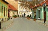 Main Street, Tokaj, Hungary
