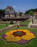 Hermine Castle, Vannes, Brittany, France