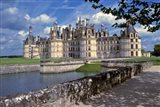 France, Chateau Chambord, Loire Valley