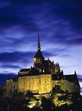 France, Le Mont St-Michel, Normandy