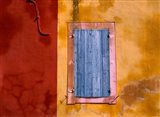 Roussillon Blue Shutters