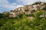 Village of Pieve, Corsica, France