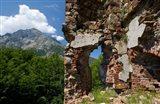 Genoese Fort Ruins, Corsica, France
