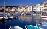 Harbor View, Cassis, France