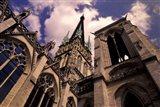 Eglise St Ouen, Normandy, France