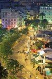 Overview of La Pantiero, Cannes, France