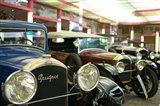 Peugeot Car Museum, Montbeliard, France