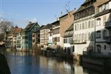 Petite France Houses along the River