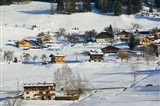 Ski Village in Winter, Ski Chateaus