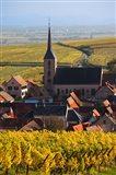 Blienschwiller, Alsatian Wine Route