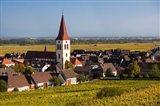 Ammerschwihr, Alsatian Wine Route