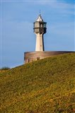 Champagne Ardenne Lighthouse in Mame, France