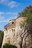 Citadel Wall, Corsica, France