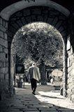 Archway, Sartene, France