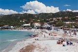 Lle Rousse Town Beach