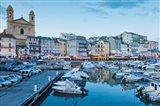 Bastia Port at Dusk