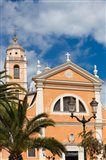 The Cathedral of Ajaccio