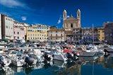 The Old Port, Bastia, Corsica, France