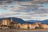 Seaside City View of Corsica