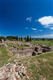 Aleria Ancient Architecture Ruins